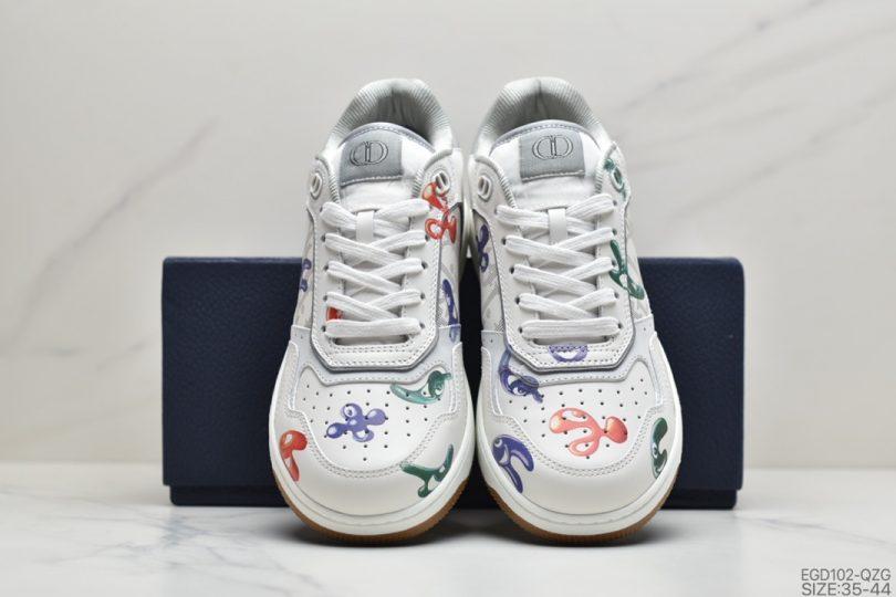 运动鞋, 联名, 涂鸦, Galaxy, Dior