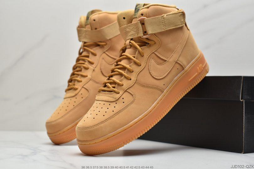 高帮, 空军一号, 板鞋, 休闲板鞋, Nike Air Force 1, Nike Air, Air Force 1