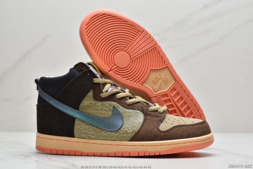 联名, 篮球鞋, 板鞋, Nike SB Dunk, Nike SB, Mallard, Dunk High, Dunk