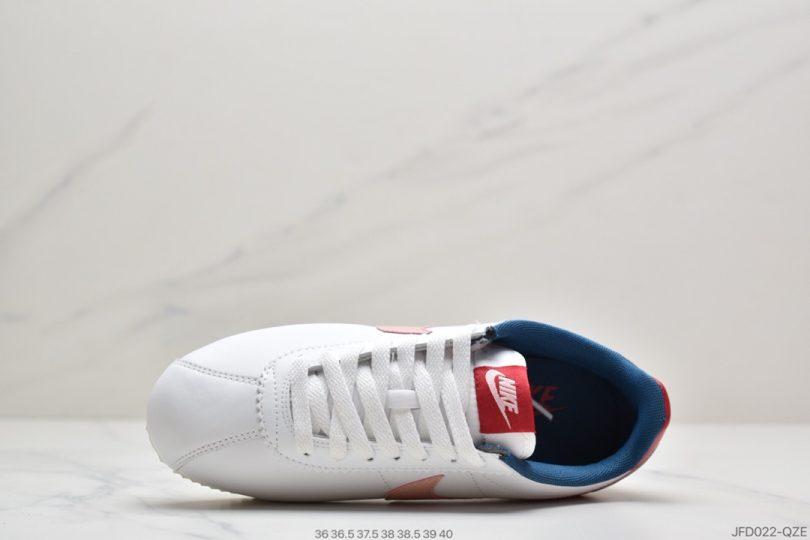 阿甘, 跑步鞋