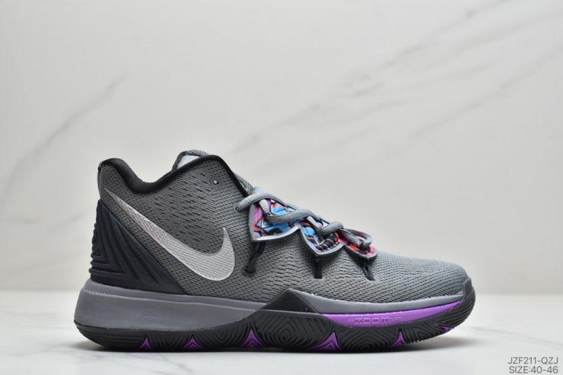 篮球鞋, 欧文, 实战篮球鞋, Swoosh, Nike Kyrie 5