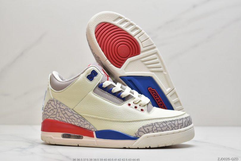 篮球鞋, 爆裂纹, 公牛, 乔丹篮球鞋, Knicks, Jordan, AJ3, Air Jordan 3, Air Jordan