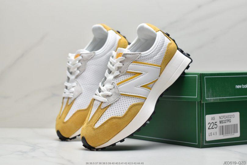 跑鞋, 新百伦, 慢跑鞋, New Balance, MS327PF, MS327, EVA