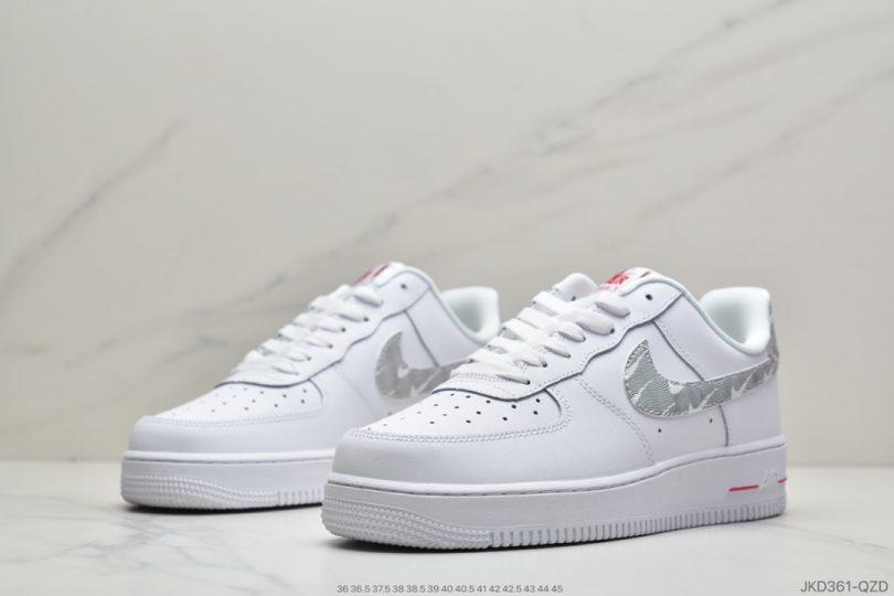 运动板鞋, 板鞋, NBA Paris, Air Force 1