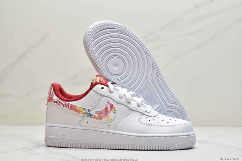 Year of the Rat CNY, NY, Air Force 1 Low, Air Force 1
