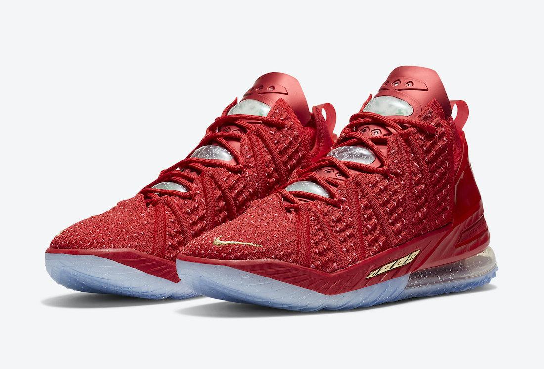 圣诞节, 勒布朗·詹姆斯, X-Mas in LA, Nike LeBron 18, LeBron 18, Christmas