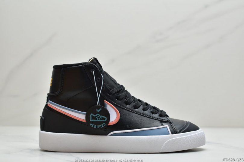 运动板鞋, 开拓者, Zoom Air, Zoom, Nike Blazer Mid '77, Nike Blazer Mid, Blazer Mid, Blazer, Black