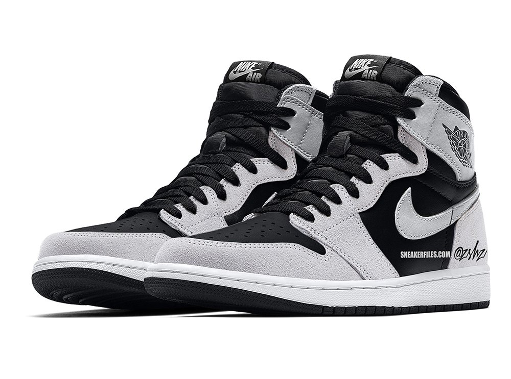 zsneakerheadz, Shadow 2.0, Jordan, Black, AIR JORDAN 1 HIGH OG, Air Jordan 1, Air Jordan