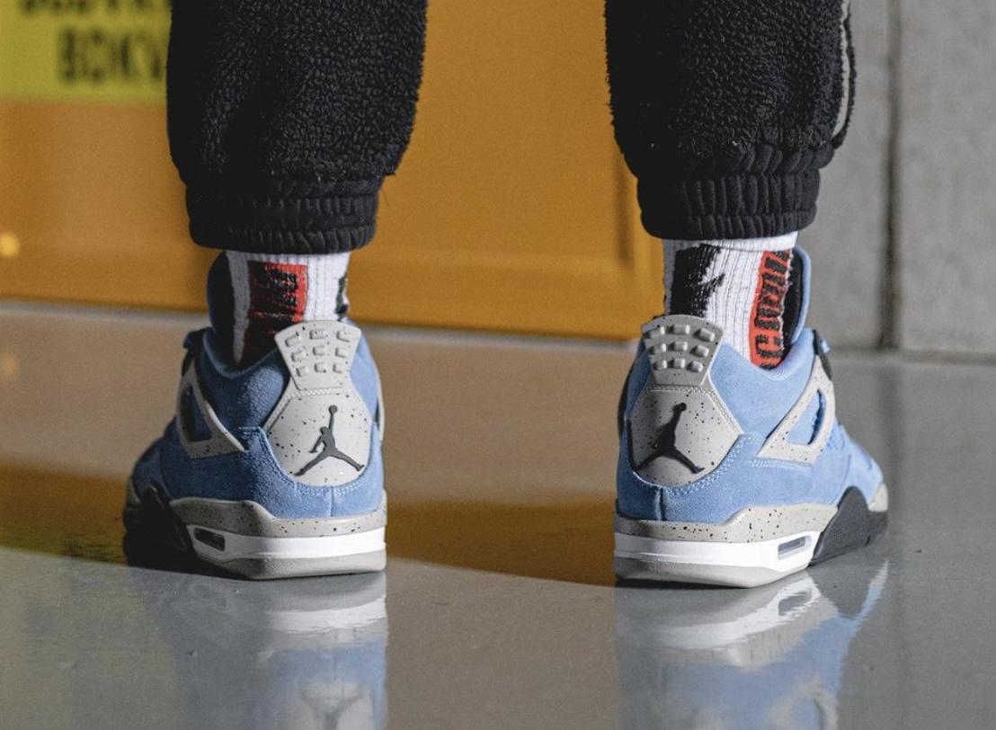 University Blue, Jumpman, Jordan, Air Jordan 4 SE, Air Jordan 4, Air Jordan