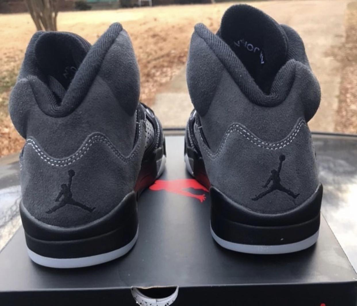 zsneakerheadz, Jordan Brand, Jordan 5, Jordan, Black, Air Jordan 5, Air Jordan
