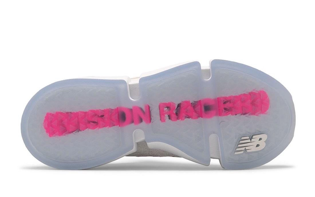 Racer, NewBalance, New Balance Vision Racer, New Balance, Black