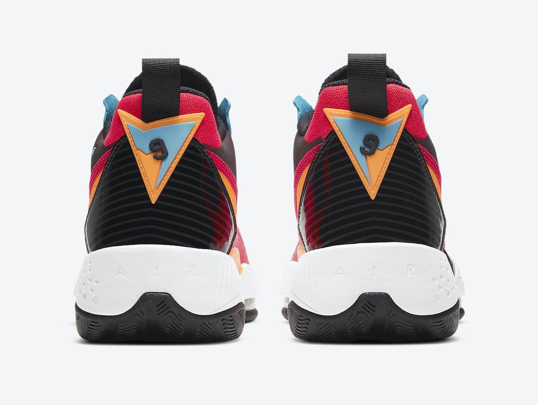 Zoom, Jordan 9, Jordan