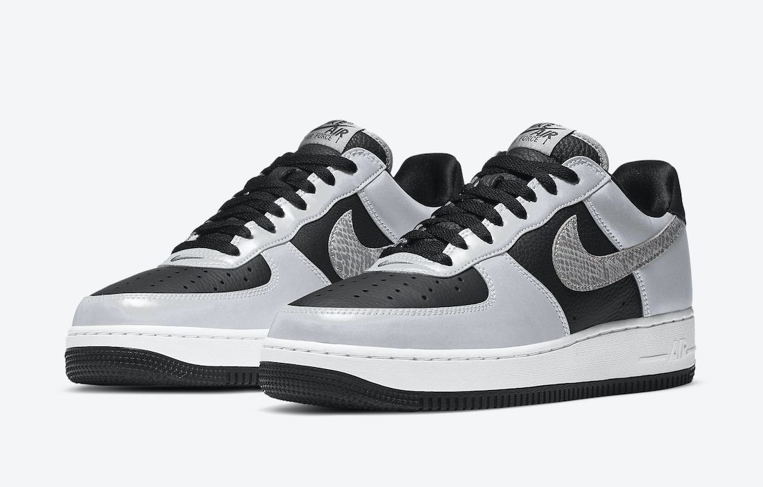 Swoosh, Nike Air Force 1 Low, Nike Air Force 1, Nike Air, Air Force 1 Low, Air Force 1, 3M反光