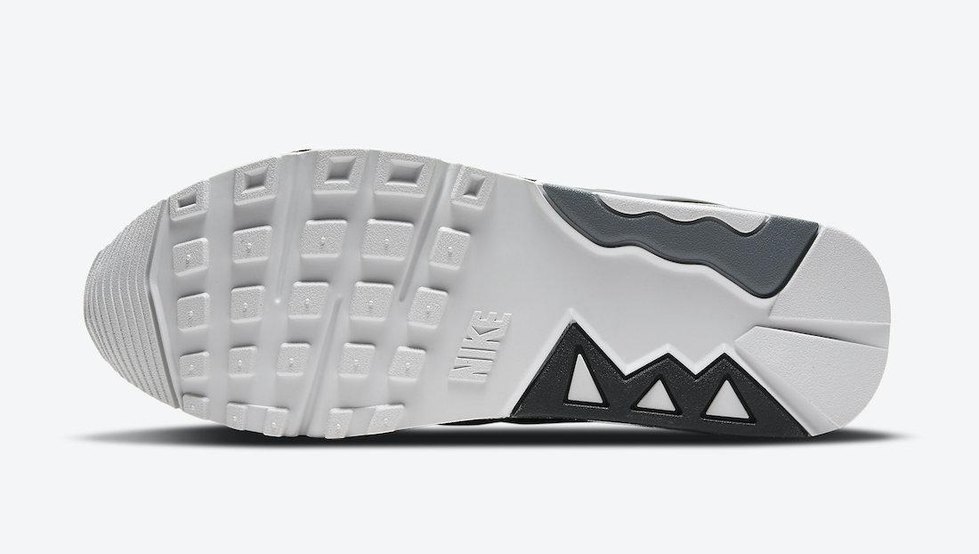 Swoosh, Nike Air, Air Structure Triax 91