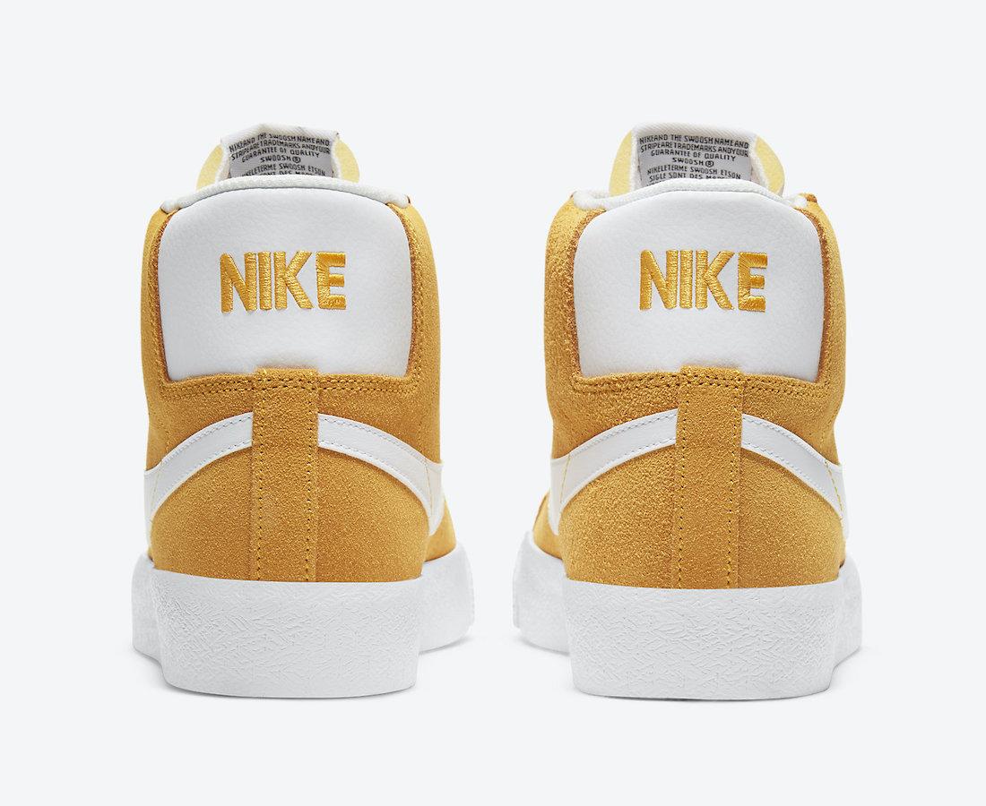 耐克SB, 板鞋, University Gold, SB Blazer Mid Edge, Nike SB Blazer Mid, Nike SB, Blazer Mid, Blazer