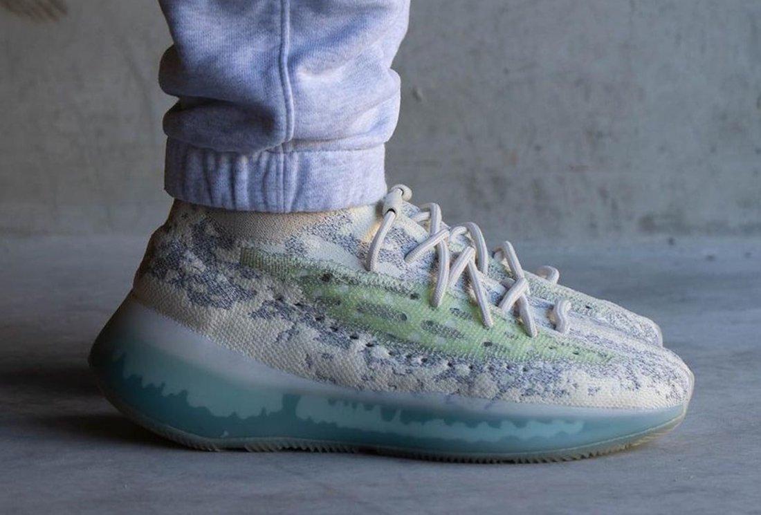 Yeezy, Primeknit鞋面, Primeknit, Boost, Alien, adidas Yeezy