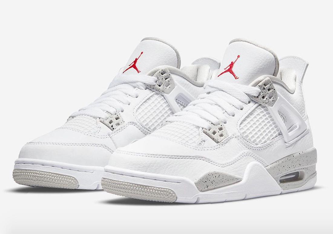 zsneakerheadz, Jumpman, Jordan Brand, Jordan, Fire Red, Black, Air Jordan 4, Air Jordan