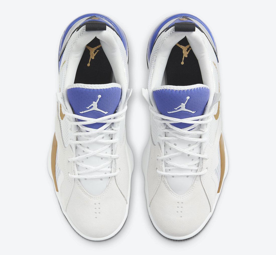 Zoom, Swoosh, Summit White, Jordan Zoom 92, Jordan Brand, Jordan, Concord, Bright Concord