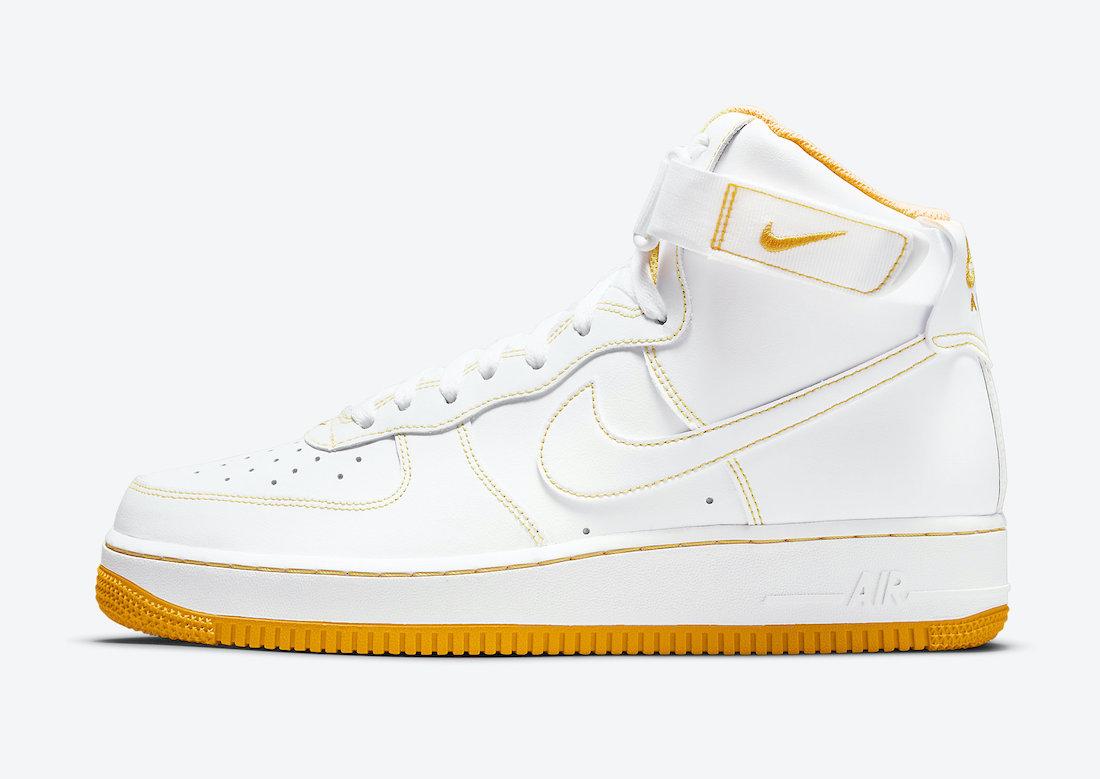 Orange, Nike Air Force 1 High, Nike Air Force 1, Nike Air, Laser Orange, Air Force 1, AF1