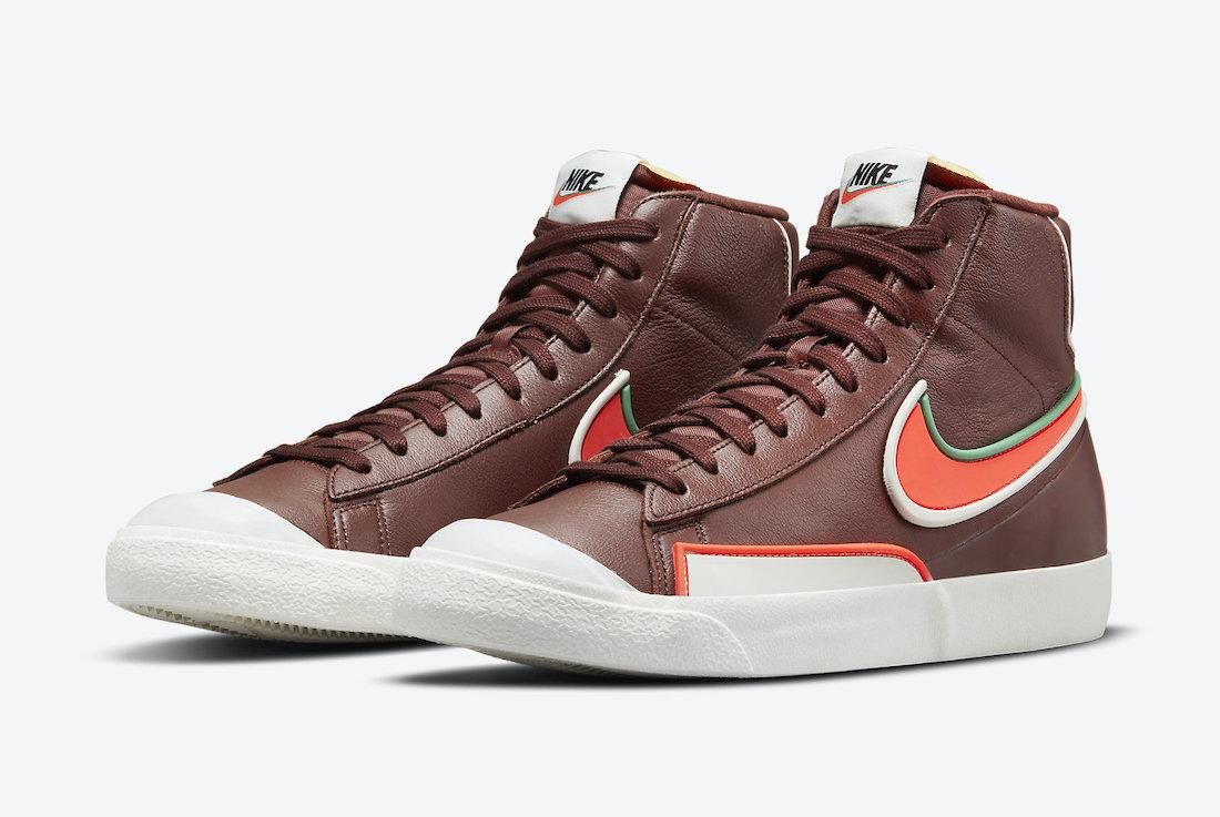 Swoosh, Nike Blazer Mid '77, Nike Blazer Mid, Blazer Mid, Blazer