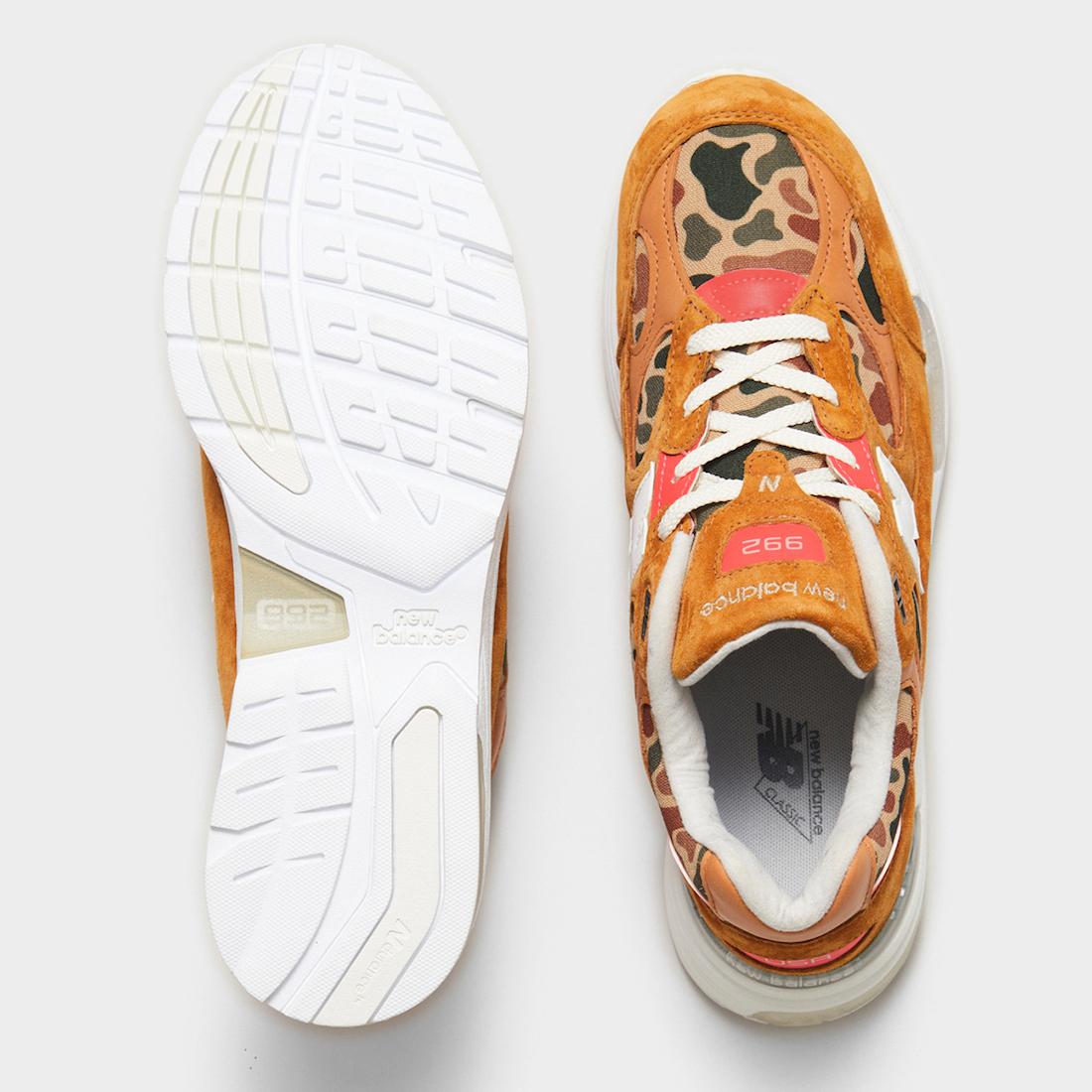 运动鞋, 跑鞋, New Balance 992, New Balance, ABZORB