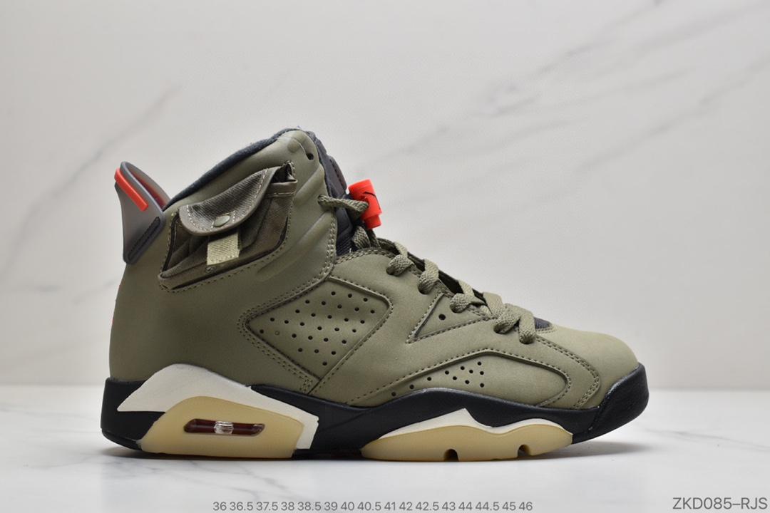 联名, 篮球鞋, Jordan, AJ联名款, Air Jordan 6, Air Jordan