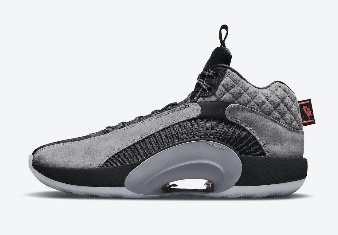 Smoke Grey, Nike Air, Jordan Brand, Jordan 5, Jordan, Cool Grey, Air Jordan XXXV, Air Jordan 5, Air Jordan 4, Air Jordan 35 Smoke, Air Jordan 35, Air Jordan 3, Air Jordan