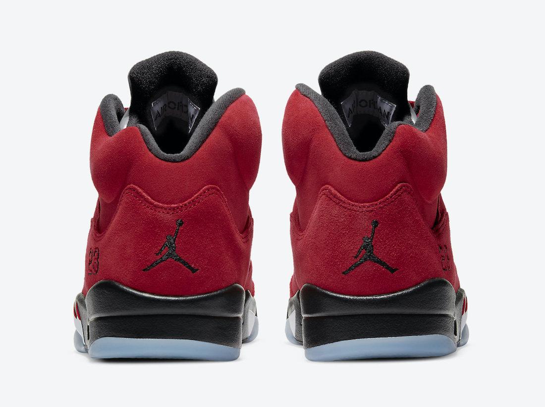 "公牛, Varsity Red, Raging Bull, Jordan 5, Jordan, Air Jordan 5"" Raging Bull"", Air Jordan 5, Air Jordan"