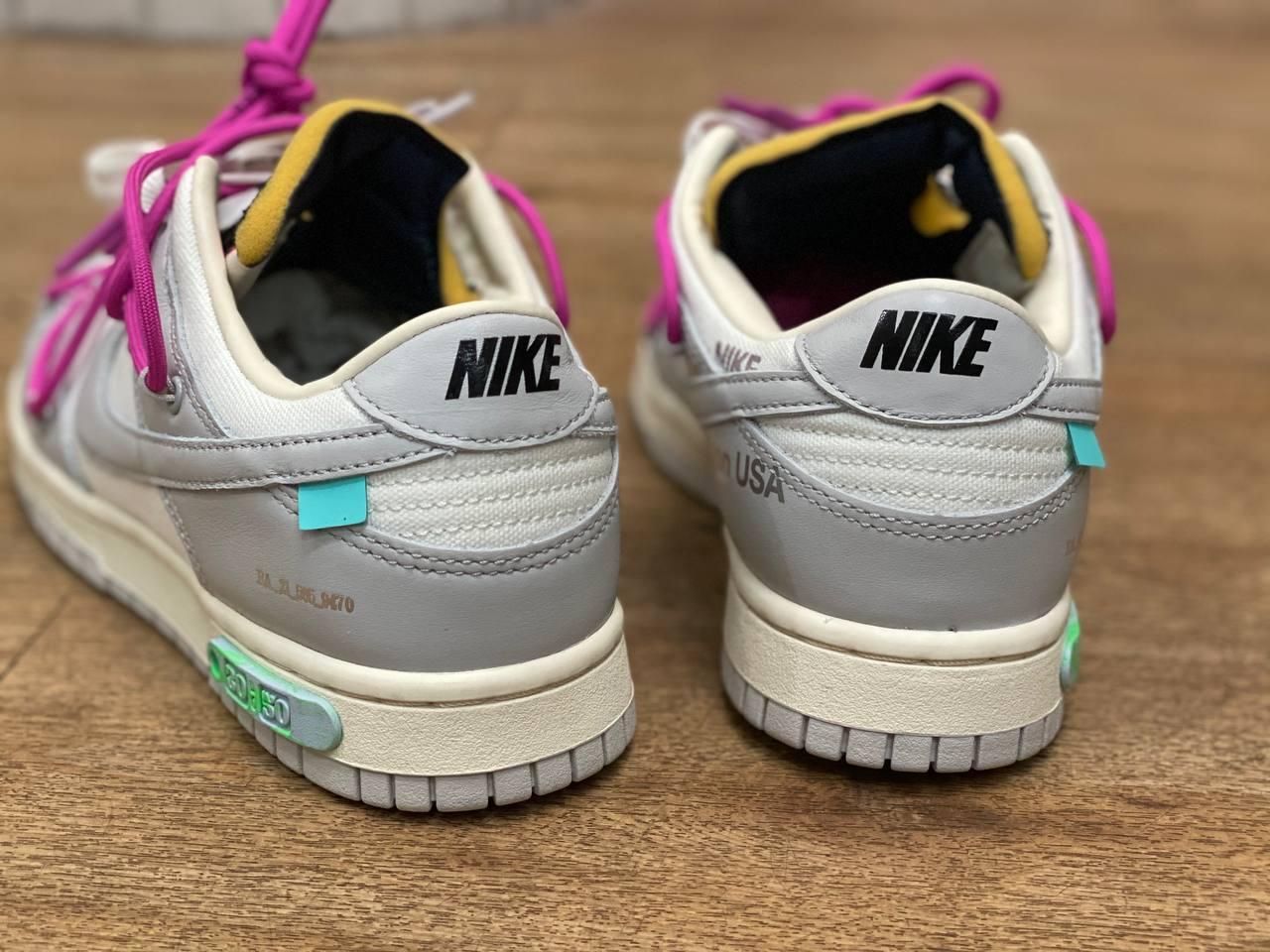 "zsneakerheadz, Swoosh, Off-White x Nike Dunk Low"" 50"", Off-White, Nike Dunk Low 50, Nike Dunk Low, Nike Dunk, Dunk Low, Dunk, Black"