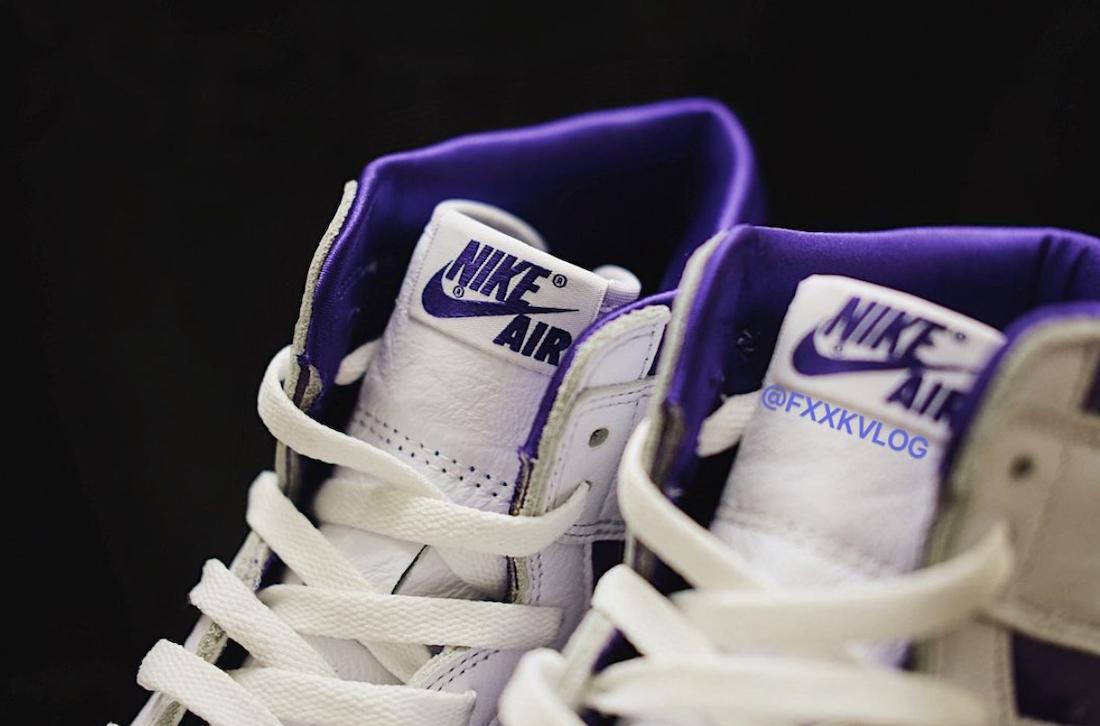 "zsneakerheadz, Swoosh, Nike Air, Jordan Brand, Jordan 1s, Jordan, Court Purple, Air Jordan 1 High OG WMNS"" Court Purple"", Air Jordan 1, Air Jordan"