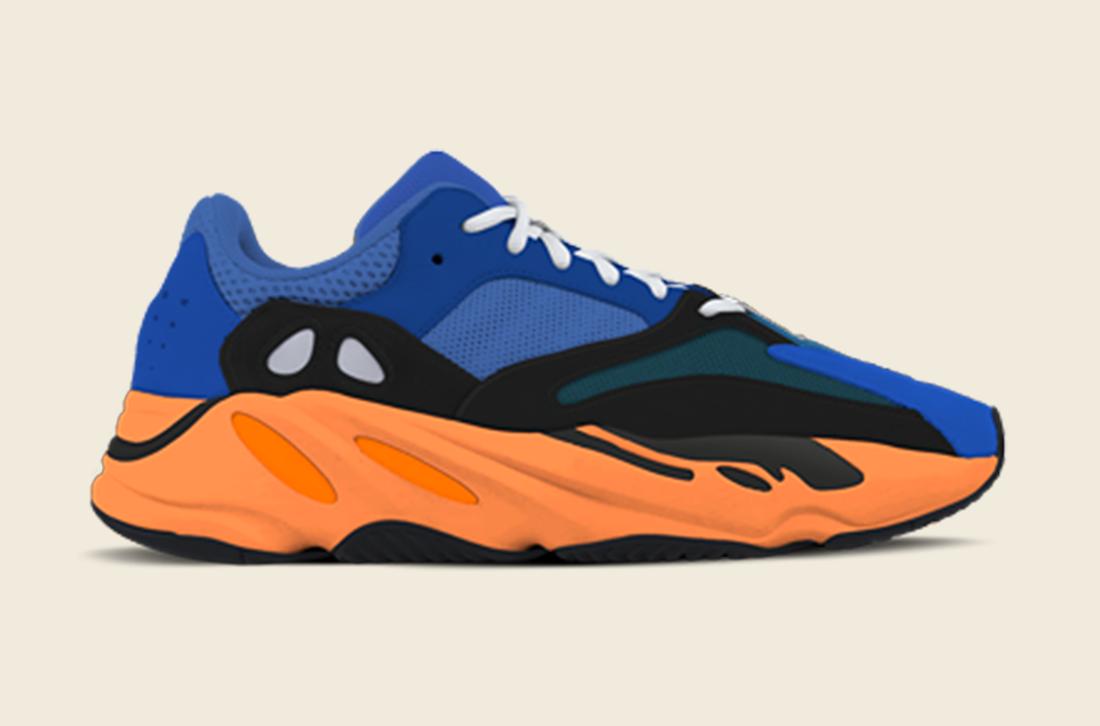 """Yeezy Boost 700, Yeezy, Kanye West, Kanye, Boost 7, Boost, adidas Yeezy Boost 700"""" Bright Blue"""", adidas Yeezy"""