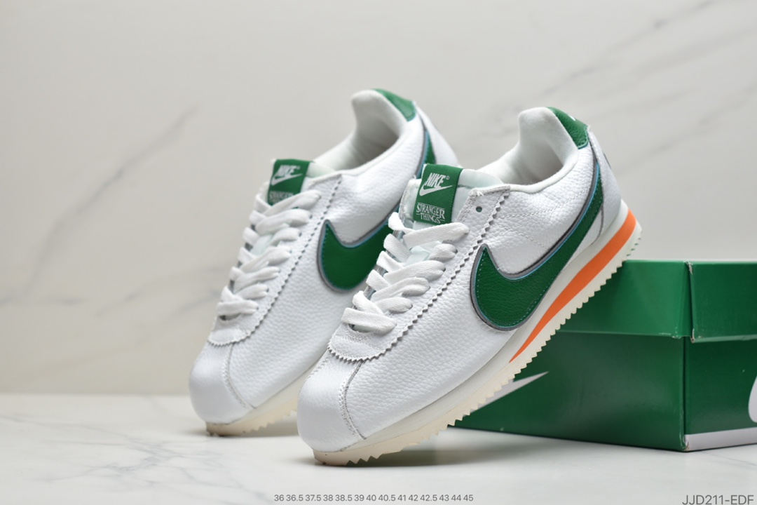 阿甘跑步鞋, 阿甘, 跑步鞋, 联名, Classic Cortez QS