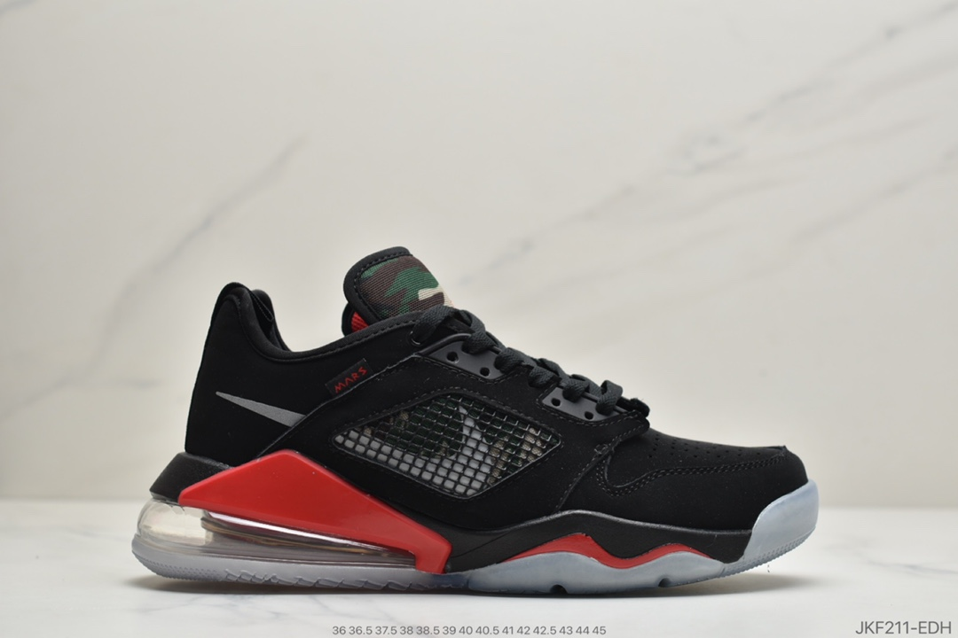 高帮, 篮球鞋, 半掌气垫, Mars 270, Jordan, Air Jordan