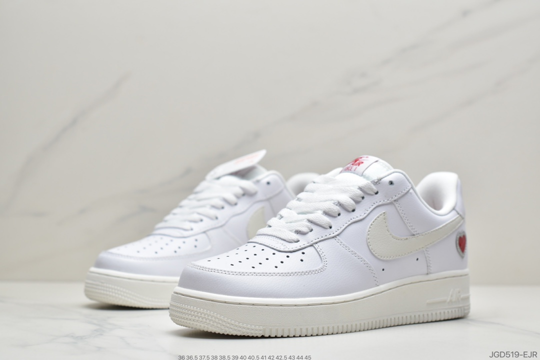 运动板鞋, 空军一号, 情人节限定, 情人节, Swoosh, SDAY, Nike Air Force 1, Nike Air, Air Force 1