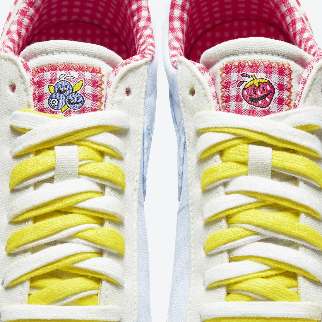 "帆布鞋, Swoosh, Nike Blazer Low LX"" Picnic"", Blazer"