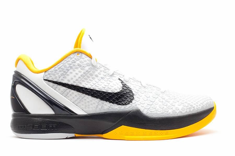 """Nike Kobe 6 Protro"""" POP"""", Kobe, Black"""