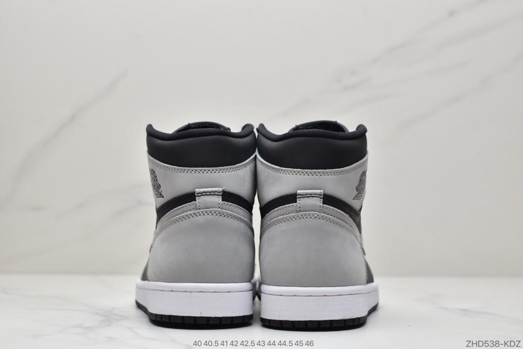 篮球鞋, 文化篮球鞋, 影子灰, Jordan, Air Jordan 1, Air Jordan