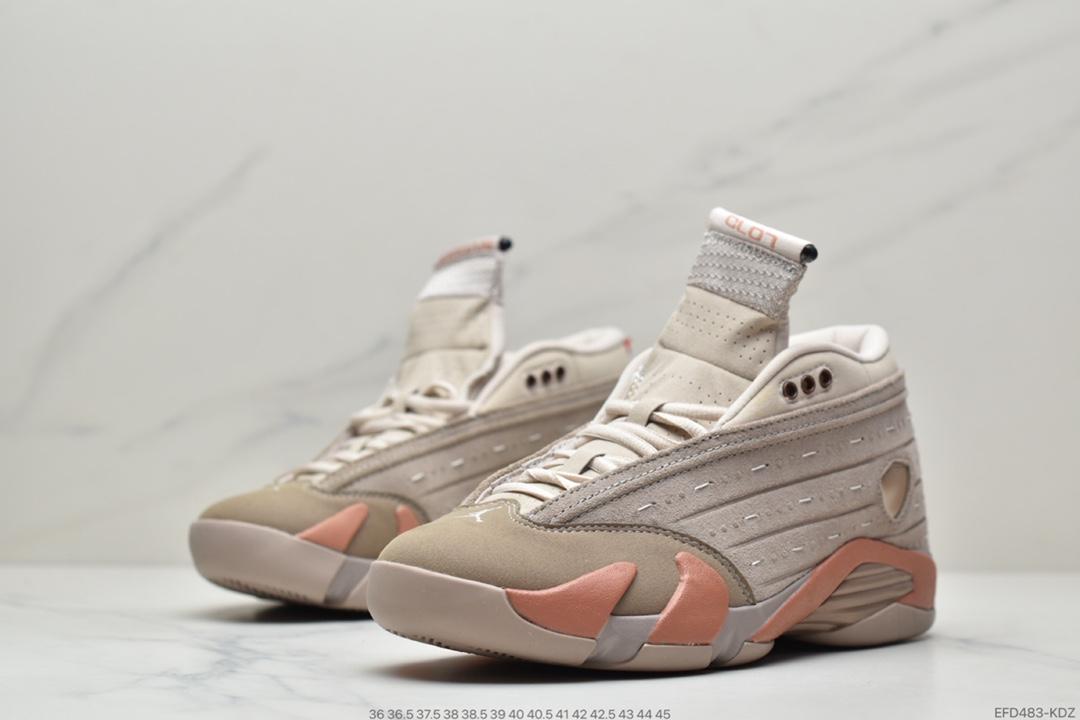 联名, 实战篮球鞋, 兵马俑, Jordan, AJ14, Air Jordan