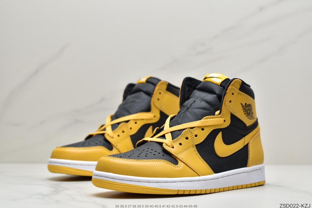 "篮球鞋, Swoosh, Jordan, Air Jordan 1 High OG"" Pollen"", Air Jordan 1, Air Jordan"