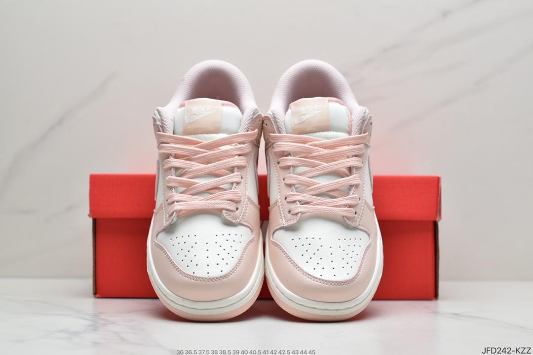 板鞋, 扣篮系列, 休闲板鞋, Orange Pearl, Orange, Dunk Low, Dunk