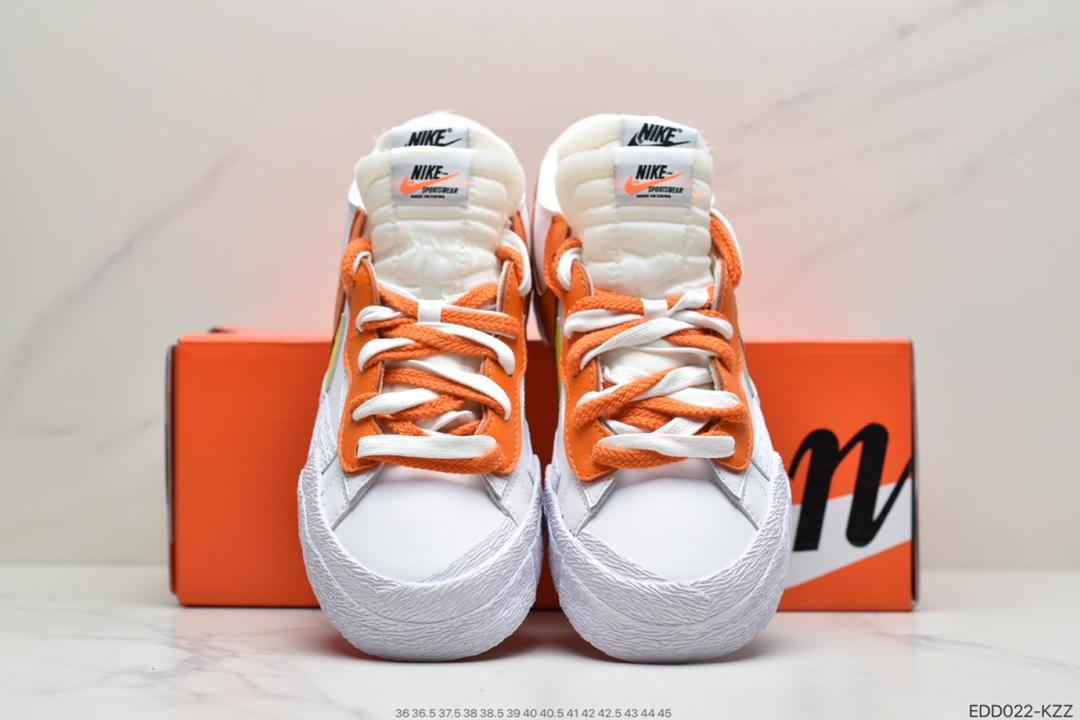解构, 联名, 板鞋, 开拓者, 休闲板鞋, Sacai X nike Blazer Low, Blazer