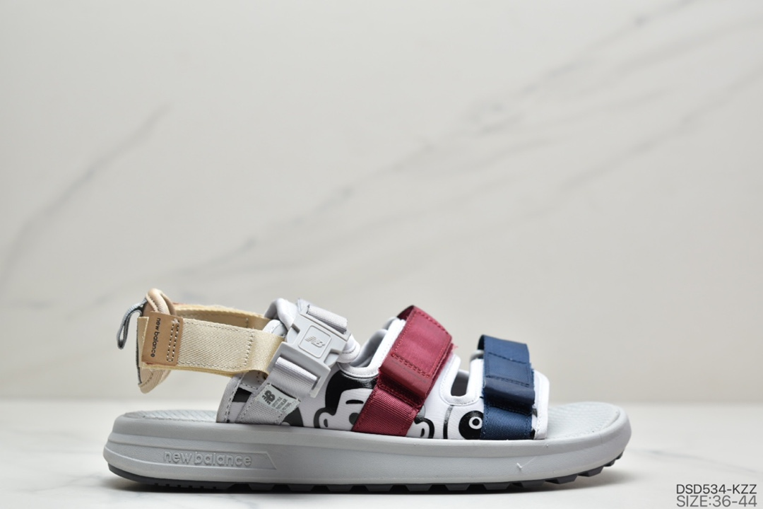 联名, 沙滩凉鞋, 新百伦SDL750, 新百伦, 女鞋, New Balance