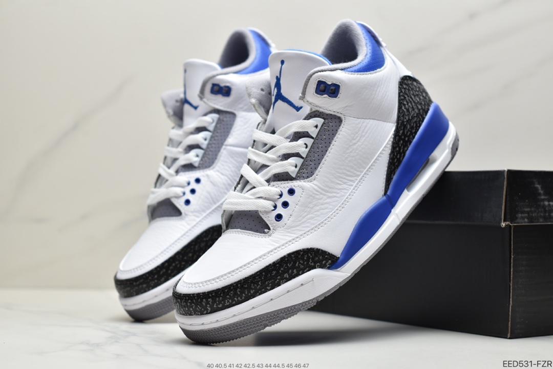 篮球鞋, 爆裂纹, 乔丹篮球鞋, Racer, Jordan, AJ3, Air Jordan 3, Air Jordan