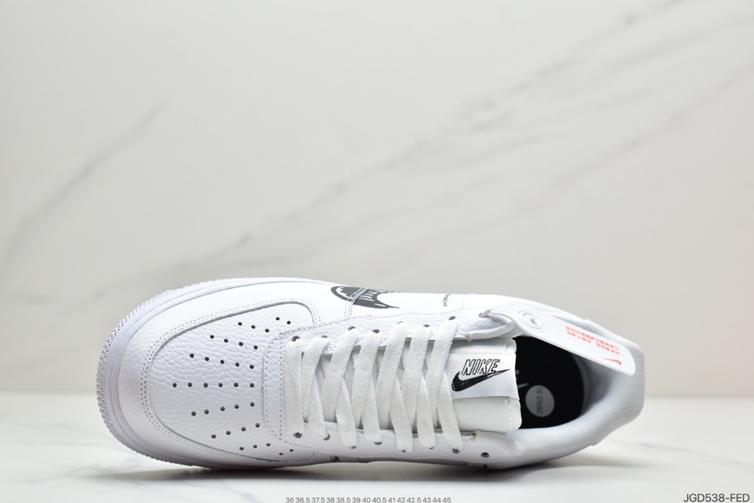 运动板鞋, 涂鸦, 二次元, Swoosh, NIKE, FORCE 1