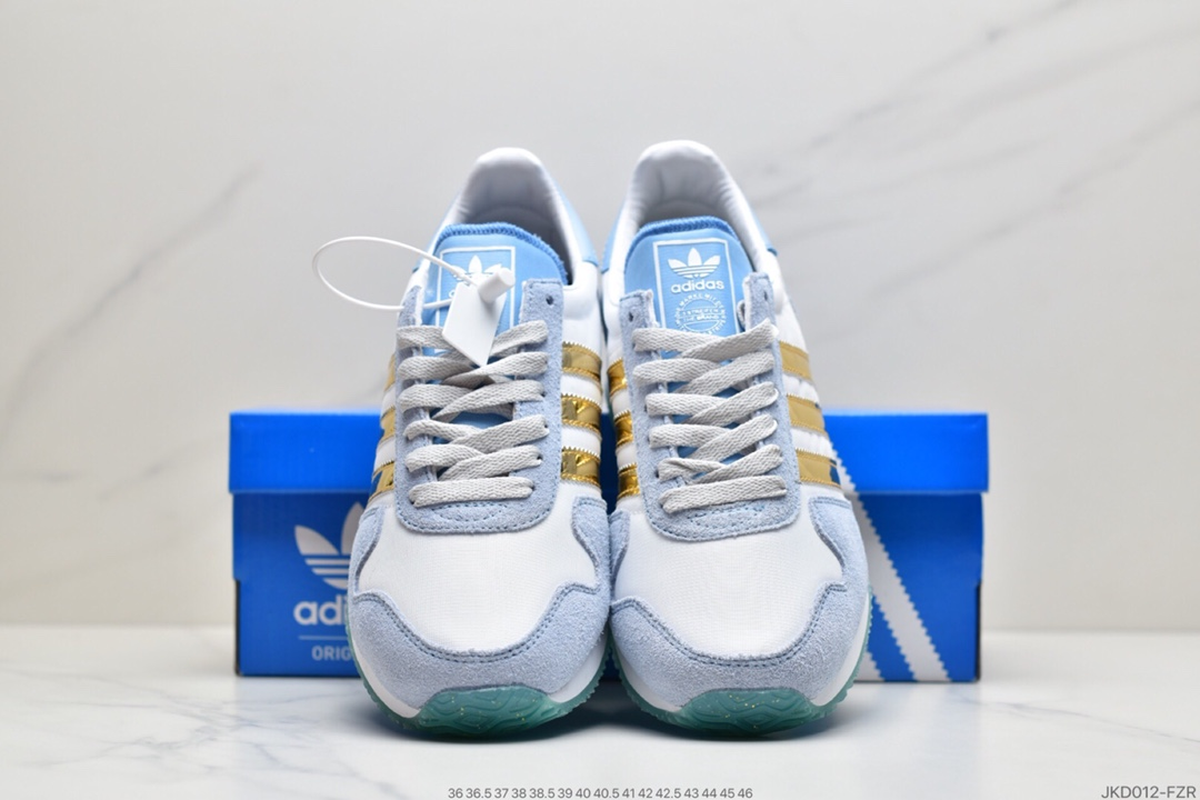 鸳鸯, adidas USA 84