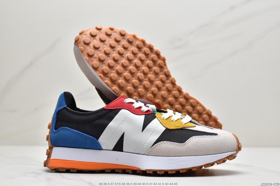跑鞋, 解构, 新百伦, 慢跑鞋, 做旧, New Balance, MS327