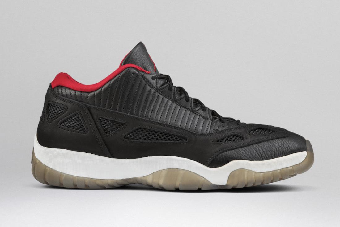"""Jumpman, Jordan, Bred, Black, Air Jordan 11 Low IE """"Bred"""", Air Jordan 11, Air Jordan 1, Air Jordan"""