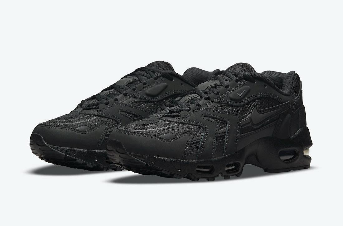 Triple Black, Nike Air Max, Nike Air, Black, Air Max