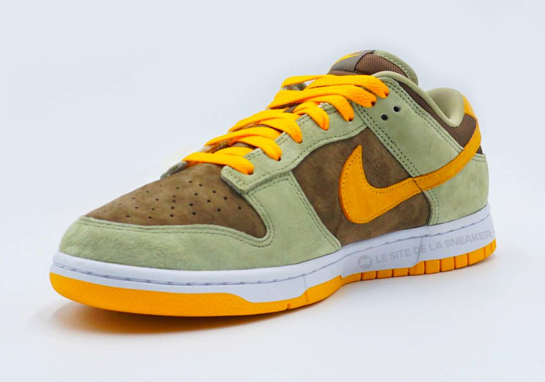 Swoosh, Nike Dunk Low, Nike Dunk, Dusty Olive, Dunk Low, Dunk