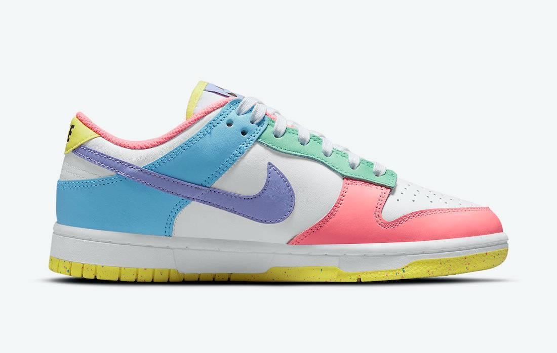女鞋, Nike Dunk Low WMNS, Nike Dunk Low, Nike Dunk, Easter, Dunk Low, Dunk